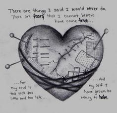 Emo Broken Heart Drawings <b>emo</b> on pinterest  <b>heart drawings</b>, <b>emo</b> love quotes and <b>broken</b> <b></b>