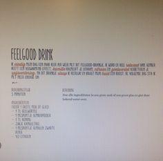 feel good drink-Rens Kroes
