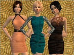CerseiL's Party Dresses For Night