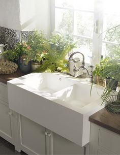Fantastisch DuPont Corian Kitchen Sinks // Kitchen Renovation // Countersync //  Augusta, GA