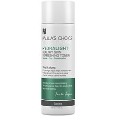 Paulas Choice Hydralight Healthy Skin Refreshing Toner for Sensitive or Oily Skin  64 oz ** Want additional info? Click on the image. (Note:Amazon affiliate link)