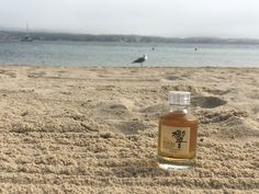 Suntory Hibiki 17 @ the beach