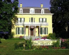 Michigan's Small Town Treasures: The Loop Museum, a Country Doctor's Home
