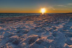 End of day on Destin beach taken during our stay at the Amalfi Coast Resort, Destin, Florida in November 2014 - Jon H.