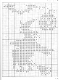 Gallery.ru / Фото #105 - Cross Stitch Silhouettes - Orlanda