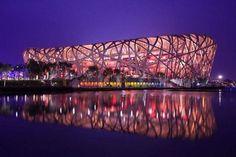 Stade national de Beijing (Beijing, Chine)