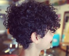 Stylish Short Wavy Hairstyles for Best Hairstyle Best Hairstyles Haircuts Short Curly Hair Haircuts Hairstyle hairstyles short Stylish Wavy Short Curly Pixie, Curly Pixie Hairstyles, Short Curly Haircuts, Curly Hair Cuts, Hairstyles Haircuts, Short Hair Cuts, Curly Hair Styles, Cool Hairstyles, Natural Hair Styles
