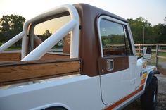 '84 Jeep CJ Scrambler