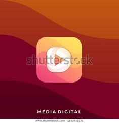 Find Media Play Icon Application Illustration Vector stock images in HD and millions of other royalty-free stock photos, illustrations and vectors in the Shutterstock collection. Thousands of new, high-quality pictures added every day. Media Icon, Creative Industries, Vector Stock, Vector Design, Royalty Free Stock Photos, Play, Digital, Illustration, Pictures