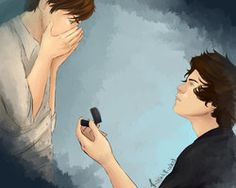 Proposal by *RockitRocket-RIR on deviantART (Larry Stylinson)