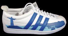 Christ The Redeemer, Rio 2016, Adidas Superstar, Adidas Sneakers, Shoes, Christ The Redeemer Statue, Adidas Tennis Wear, Adidas Shoes, Zapatos