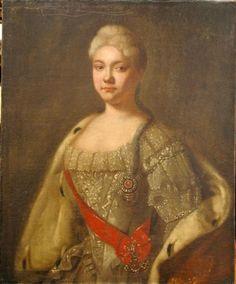 Grand Duchess Natalia Alexeievna of Russia (1714–1728).