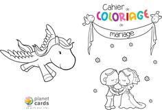 Cahier de coloriage à télécharger pour un mariage ! #animation #mariage #enfant Wedding Prep, Wedding With Kids, Wedding 2017, Diy Wedding, Wedding Planner, Wedding Ideas, Wedding Activities, Wedding Games, Wedding Favours