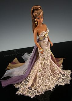 Toujour Couture borrows Christabelle's gown 5 by think_pink1265, via Flickr