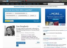 New LinkedIn Feature: Endorsements--An Easier Way to Recommend Your Connections - connect with me - www.linkedin.com/in/michaeljsheehan
