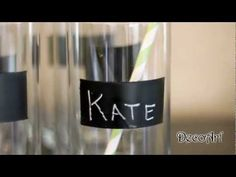 DecoArt® Painting 101: Glass Chalkboard Paint