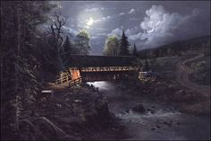 Bridge to the Past--Jesse Barnes