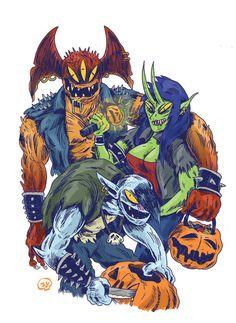 Halloween Punx! - Jimmy Giegerich