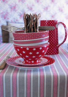 New GreenGate collection Autumn/Winter 2013: Winter Feelings