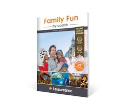 Family Fun by Coach 2017  Time to enjoy time with the family?? See where Leisuretime can take you