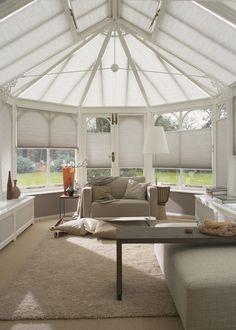 Luxaflex® Duette® Shades - Geschikt voor vrijwel elk raam!