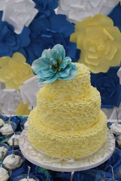 Hannah's Graduation Cake