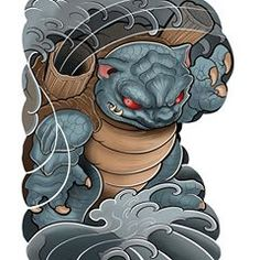 a4a24b87 14 Best blastoise images | Pokemon blastoise, Drawings, Catch em all