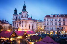 Prague Christmas : Europe's Best Christmas Festivals : TravelChannel.com