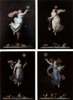 Les quatres heures von Michelangelo Maestri