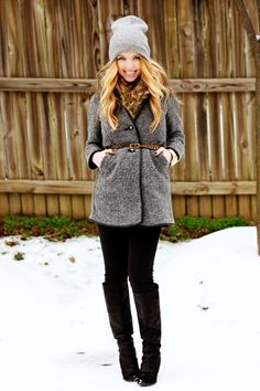 cozy winter outfit   # Pinterest++ for iPad #