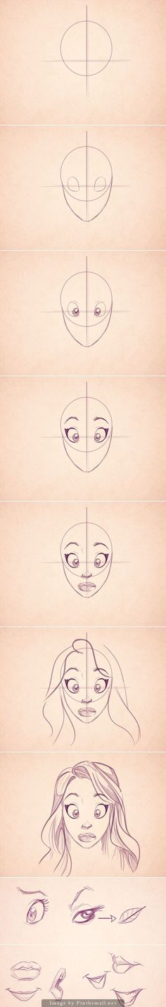 Para aprender a dibujar. (Paso a paso)