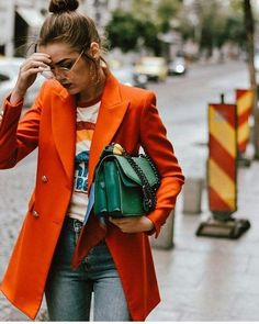 """197 gilla-markeringar, 4 kommentarer - Barbara (@qdresscode) på Instagram: """"Cool style v @woman_and_fashion_: """"@womenns.lifestyle"""" #love #style #instagood #streetstyle…"""""""