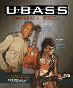 Kala Brand Music Co. Adds Nathan East and Nik West to Roster of U-BASS Artists