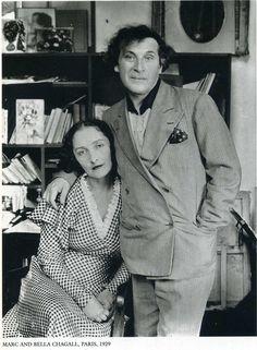 Bella & Marc Chagall