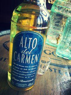 Alto del Carmen Pisco Reservado  #altodelcarmen #reservado #pisco #brandy #peru #piscosour #drink #muscat #pedroximenez #sklepballantines #alcohol