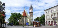 All sizes | Bistrita - Bistritz Evangelische Kirche | Flickr - Photo Sharing! Film Strip, Photo L, Kirchen, Notre Dame, Past, Explore, Photo And Video, Mansions, Architecture