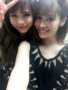 Kaede & Sato Harumi #TwinTower