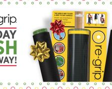 Win $1000 Visa Gift Card For The Holiday w/ Re-Grip