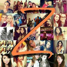 Zoella collage :)