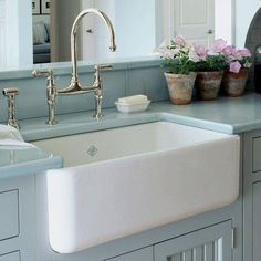 Rohl Shaws Original Lancaster 30 in. Fireclay Farmhouse Sink Rohl Shaws Original Lancaster 30 in. Fireclay Farmhouse Sink Rohl Shaws Original Lancaster 30 in. Cast Iron Farmhouse Sink, Farmhouse Apron Sink, Farmhouse Bathroom Sink, Fireclay Farmhouse Sink, Fireclay Sink, Farmhouse Kitchen Decor, Farmhouse Cabinets, Farmhouse Style, White Farmhouse Sink