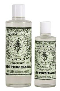 Orange Blossom Water from Officina Profumo-Farmaceutica di Santa Maria Novella, since 1612.