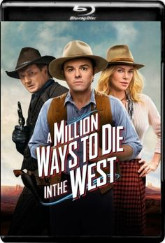 A Million Ways to Die in the West (2014) 1080p