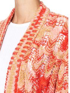Open-knit wool-blend cardigan   Missoni   MATCHESFASHION.COM UK
