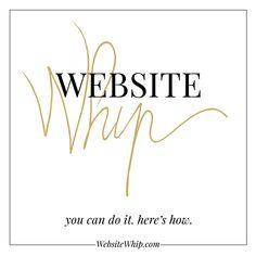 Build yourself a website in 6 weeks websitewhip.com