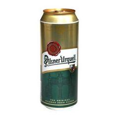 Pivo Prazdroj 12° 0,5L Plech