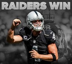 DC general a win Raiders Win, Raiders Stuff, Raiders Baby, Raiders Football, Oakland Raiders, Football Helmets, Indianapolis Colts, Cincinnati Reds, Pittsburgh Steelers