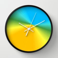 Re-Created  Pt. TWO  Wall Clock by Robert S. Lee - $30.00