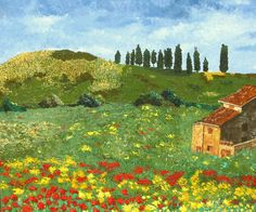 Italian Landscape Paintings For Sale | Various Paintings / italian landscape.jpg
