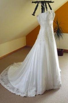 Hochzeitskleid kurz gebraucht kaufen