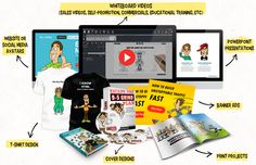 [Huge] Whiteboard Video Packs 2.0 Review – Easily Create Whiteboard Videos That Convert By Uo To 200% Using The Most Powerful Library Of Emotions And Now You Can Have Your Own Highly Enganging Whiteboard Video That Magically Triggers Your Audience & Take Action Within Minutes From Now